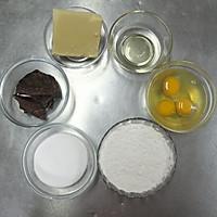 巧克力蛋糕礼盒—— 一份更加花心思的礼物的做法图解1