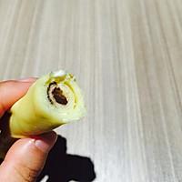 榴莲巧克力卷的做法图解12