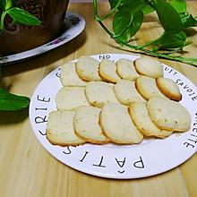 #憋在家里吃什么#清爽清新清甜的一柠檬饼干