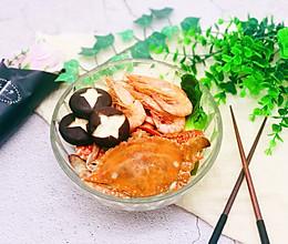 海鲜火锅的做法