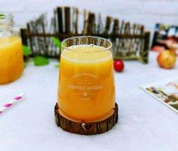 #初春润燥正当时#哈密瓜梨汁的做法