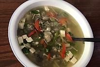 海蛎豆腐芹菜汤的做法
