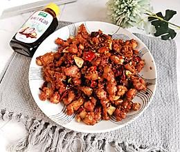 #百变鲜锋料理#辣子鸡丁的做法