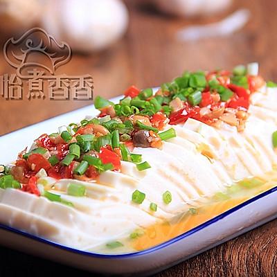 简单好滋味----剁椒蒸豆腐