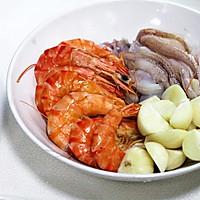三汁焖锅+#利仁火锅节#的做法图解2
