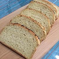 100%全麦面包的做法图解13