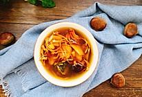 板栗乌鸡汤的做法