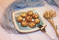 培根焗口蘑的做法
