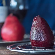 红酒梨   每日菜谱