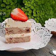 #苏泊尔煎烤机#魅力玫瑰芝士蛋糕
