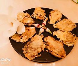 春季美食一一白玉兰花饼的做法
