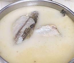 元气大补汤之野生鱼汤的做法