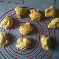 #年味十足的中式面点#喜饼的做法图解4