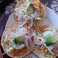 墨西哥玉米饼沙拉  taco tostadas的做法图解6