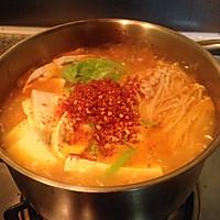韩国海鲜汤的做法图解8