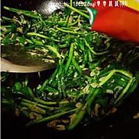 养生菜:虾皮韭菜的做法图解8