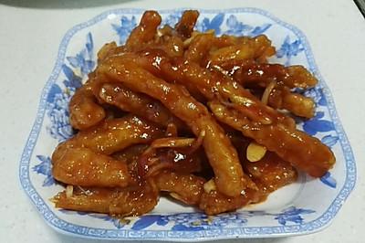茄汁鱼柳——家庭版松鼠鱼