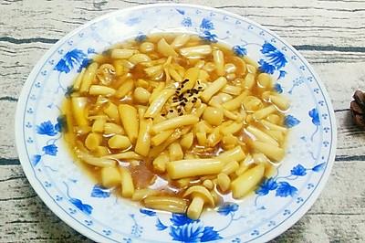 蒜香蟹味菇