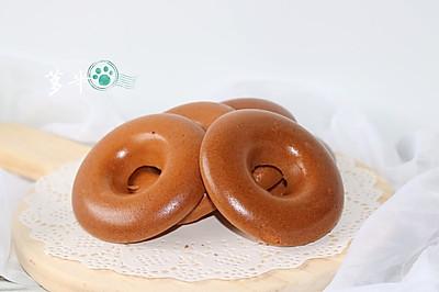 甜甜圈海绵蛋糕