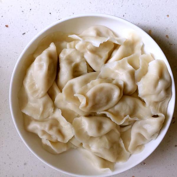 东北酸菜猪肉水饺 必须这个味的做法