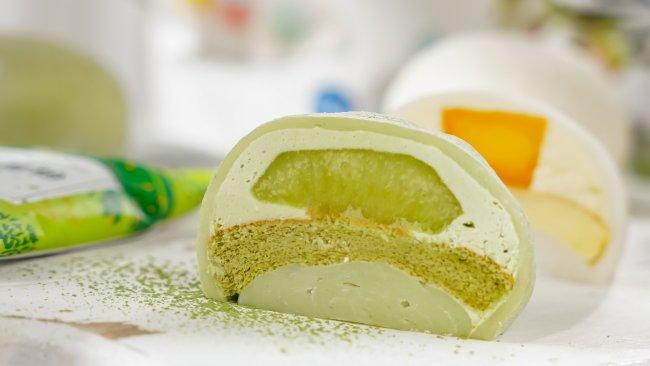 Plus中秋版来月饼来喽!香甜软糯冰皮月亮蛋糕的做法