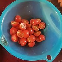 番茄燜飯的做法圖解1
