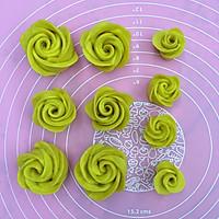 南瓜玫瑰花馒头的做法图解11