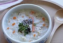 山药鱼肉粥——宝宝营养餐的做法