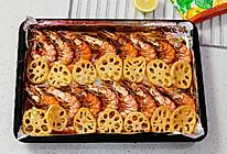 新奥尔良烤虾的做法