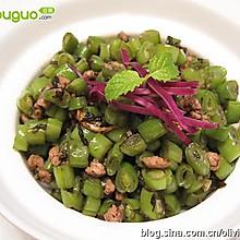 暑季下饭菜榄菜四季豆