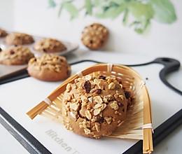 燕麦红糖酥的做法