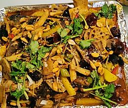 香辣烤鱼家常版的做法