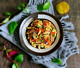 #母亲节,给妈妈做道菜#香菇豆腐的做法