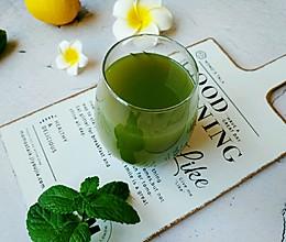 #童年不同样,美食有花样#黄瓜苹果汁的做法