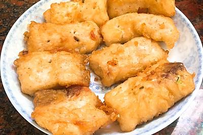 香脆炸鱼块