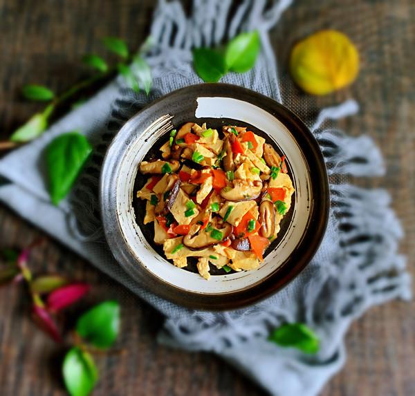 #母亲节,给妈妈做道菜#香菇豆腐