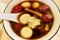 党参桂圆鹌鹑蛋补气血汤的做法