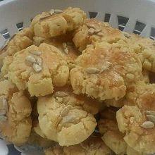 父母最爱的味道——花生酥饼干