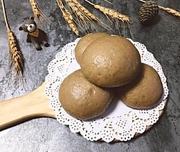 黑麦馒头的做法