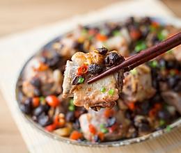 蒜香豆豉蒸排骨的做法