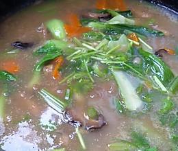 肉片汤的做法