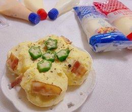 #一起土豆沙拉吧#必胜客同款土豆泥沙拉的做法