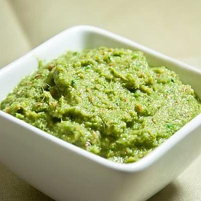 自制泰式绿咖喱酱