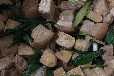 官桥豆干炖肉