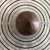 #父亲节,给老爸做道菜#巧克力椰子曲奇的做法图解8
