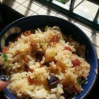 生炒糯米饭的做法图解9