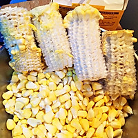#儿童版#奶香玉米汁的做法图解1