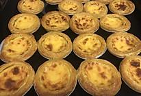 酥脆土鸡蛋葡式蛋挞的做法