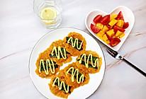 #美食视频挑战赛#泡菜煎饼的做法