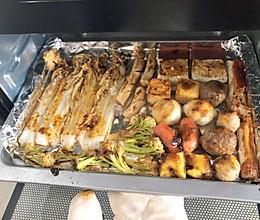 烤箱版自制烧烤的做法